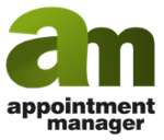 Appointment Manager Logo with a link to Appointment Manager